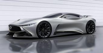 Infiniti планирует выпустить суперкар будущего