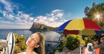 Крымское пекло: Какие экскурсии спасут отжары наполуострове