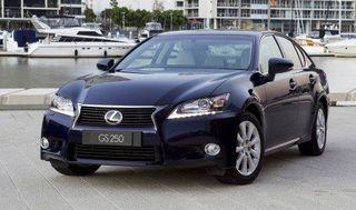 С территории РФ отзывают 1 365 автомобилей Lexus из-за проблем с тормозами
