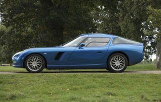 Bristol Cars выпустит новый люксовый гибридный седан