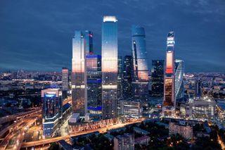 ТОП-3 самых высоких отеля Москвы, источник: versiya.info