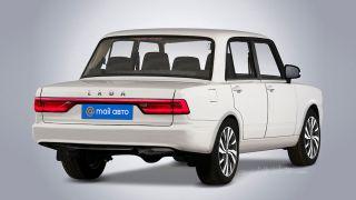 Возрождённый ВАЗ-2105. Рендер: «Авто Mail.ru»