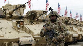 Фото: Американские военные снова вСирии, ntv.ru