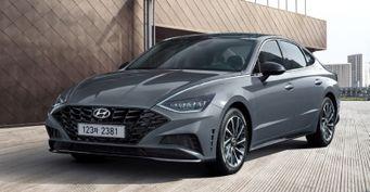 Hyundai представила особую версию Sonata Sensuous 2021 года
