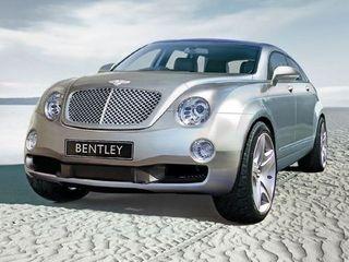 Bentley создаст самый быстрый люксовый кроссовер