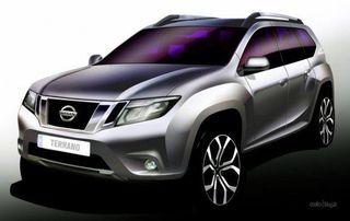 В России стартовали продажи нового Nissan Terrano