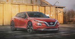 Nissan Juke в кузове седан: Показан независимый рендер