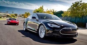 В США отзывают электрокары Tesla Model S и суперкары Ferrari