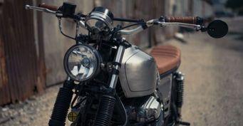 Мастерская «Hold Fast Chicago» поработала с Honda CB750