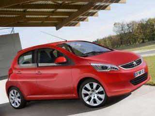 Peugeot презентует новую модель 108 на следующей неделе