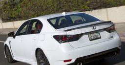 Представили новое японское премиальное авто: Обзор Lexus GS F 2016