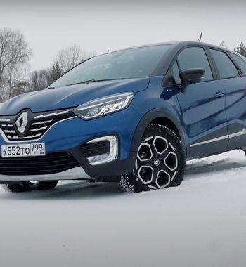 «Неубиваемый» вариатор и подвеска: Renault Kaptur 2020 блестяще прошёл тест на офф-роуде