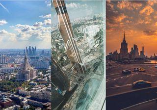 7 из10 самых высоких зданий Европы находятся вМоскве. Фото @instagram.
