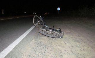 На излучинской дороге «Мерседес» сбил насмерть ребенка-велосипедиста