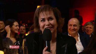 Мама Гарика Харламова насъемках Comedy Club Фото: Youtube