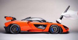Британцы создали игрушечную копию McLaren Senna за 8 000 долларов