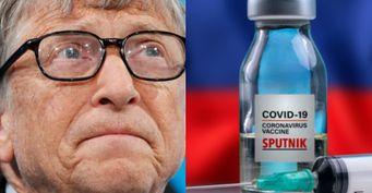 Билл Гейтс «гасит» российскую вакцину, чтобы нетерять миллиардную прибыль