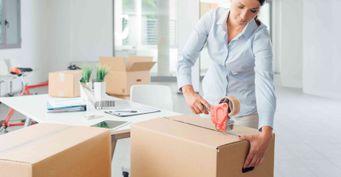 Переезд офиса или квартиры: классические этапы