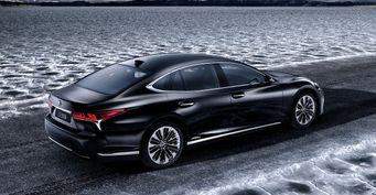 Lexus презентует 7 марта новую модификацию своего флагмана LS