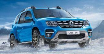 ВРоссии такого нехватает: Renault Duster 2020 получил премиальную комплектацию