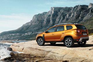 Фото: Второе поколение Renault Duster— такойже снаружи, хуже «внутри», источник: Renault