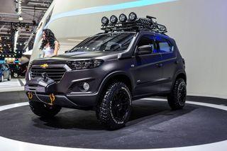 Концепт Chevrolet Niva 2, источник: «Яндекс.Дзен»