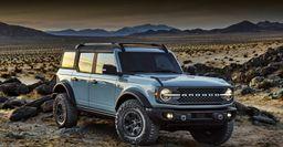 Сайт бронирования Ford Bronco «рухнул» отнаплыва покупателей