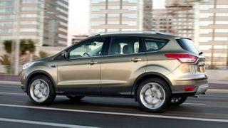 В Елабуге Ford Kuga отметил спуск с конвейера 20-тысячного автомобиля