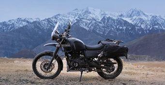 Индийский мотоцикл Royal Enfield Himalayan выйдет на рынок Европы