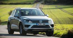 Почему стоит предпочесть подержанный Volkswagen Touareg «Тигуану»