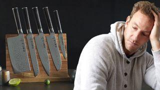 Заточка ножа— дело нелёгкое, особенно напрофессиональном уровне   Фото: pokatim.ru