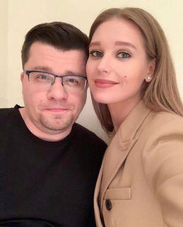 Кристина Асмус иГарик Харламов. Источник: Instagram- garikkharlamov
