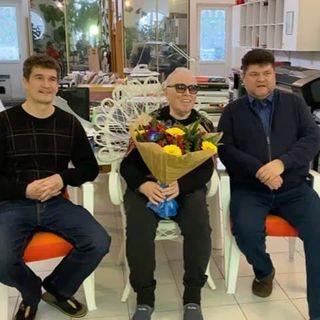 Вячеслав Зайцев приглашает на своё день рождение