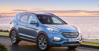 Hyundai Santa Fe: комплектации и характеристики автомобиля