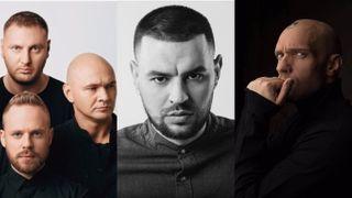 Рэп-исполнители, которые вернутся на большую сцену в 2021-м году. Коллаж - «Покатим.ру»