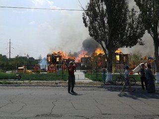 В Горловке возобновились бои – СМИ