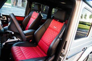 Edo Competition представила свой вариант тюнингованного Mercedes-Benz G63 AMG