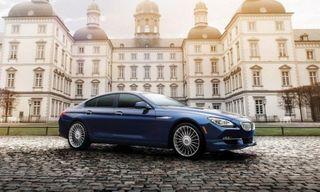 BMW планирует представить обновленную Alpina B6 Gran Coupe