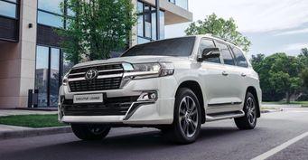 Toyota Land Cruiser 300 могут выпустить под брендом Lexus