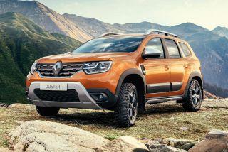 Новый Renault Duster для России. Фото: Renault