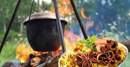 6 секретов приготовления рисовой каши «с дымком» на костре