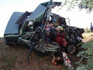 Из-за ДТП в Дагестане скончались два человека