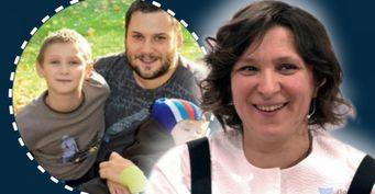 Безработный муж и долги: Безвольная Олеся Железняк единственный добытчик в многодетной семье