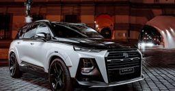 Польские тюнеры представили Hyundai Santa Fe с шикарными доработками