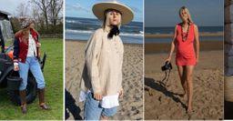 Удобно и модно. 6 «улетных» образов для будущих мам