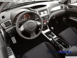 Супер двигатель для Subaru WRX и WRX STI
