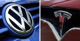 Немцы не отстанут: Поднимет ли Volkswagen цены на электрокары, «прикрывшись» «Теслой»?