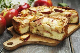Яблочный пирог с ванильным ароматом\Источник: ptoday.ru