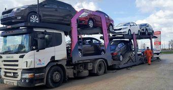 Бита икрашена: «Зверскую» транспортировку нового KIA Sorento вЕкатеринбурге заснял водитель
