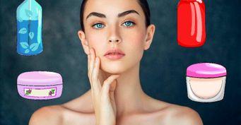 Матовая кожа без макияжа. Средства, которые спасут лицо отжирности